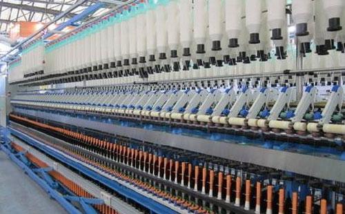 纺织机械对光滑油的普通请求