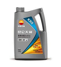 昆仑天润汽油机油-优良分解发动机油