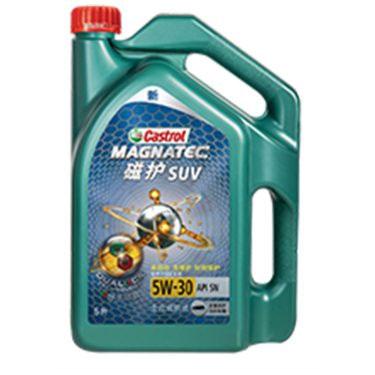 嘉实多磁护 SUV 汽车发动机油