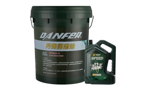 丹弗超能全合成柴油机油 CJ-4