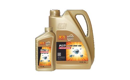 统力 OMT PAO+脂 SN+ 超等全分解发动机油
