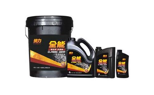 统力 全能GL-5齿轮油