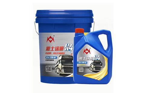 雅士途顺H4柴油机油 CI-4