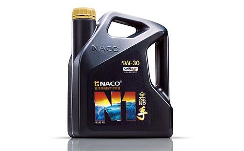 纳克N1全能手 全合成机油 乘用车润滑油